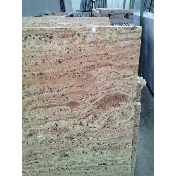 Granite Yellow Granite Leopard Gold Granite Yellow Import-Slab