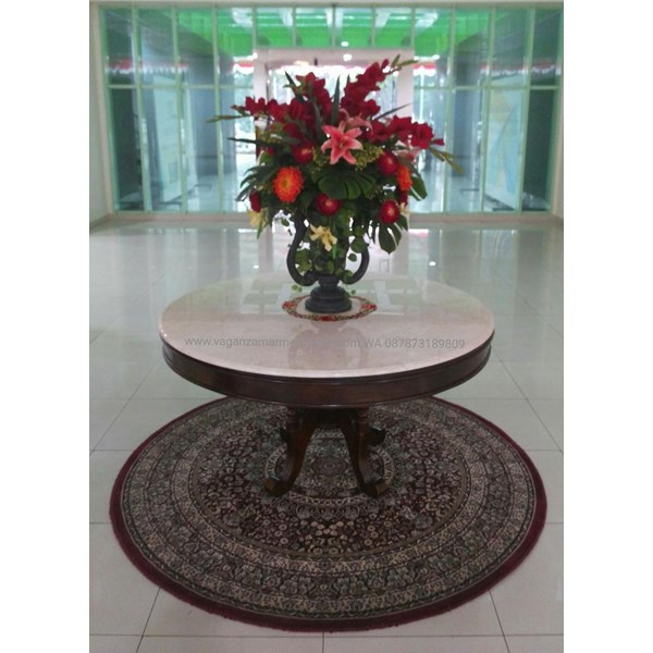 Top Marble Local Round Marble Table All Kinds Of Type And Color