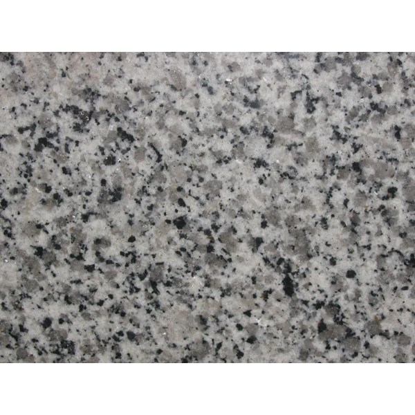 Meja Granit Putih Bintik Hitam Meja Granit Bianco Sardo (MG 261) Granit Kitchen Countertop