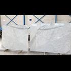 Marmer Statuario Venato Marmer Putih Import Italy Slab 2