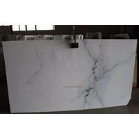 Beli Marmer Statuario Classico Marmer Putih Import Italy Slab 4