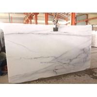 Jual Marmer Statuario Classico Marmer Putih Import Italy Slab 2