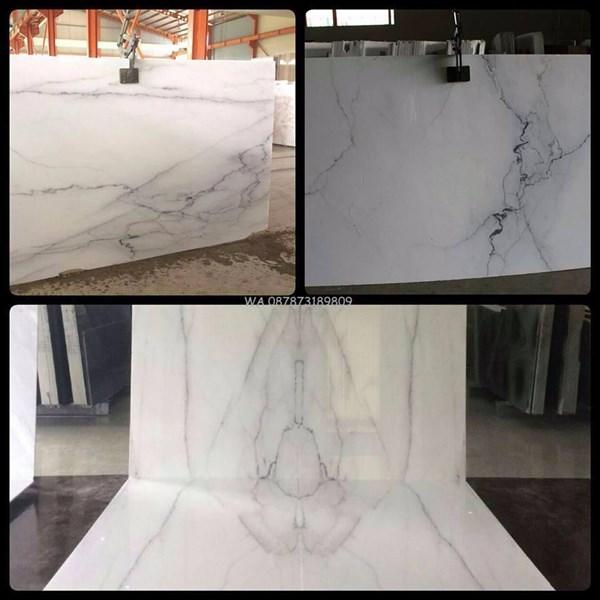 Marble Statuario Classico Marble White Import Italy Slab
