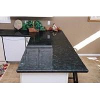 Meja Granit Emeral Pearl Meja Granit Hijau Tua Mata Kucing (MG 264) Meja Granit Import Murah 5
