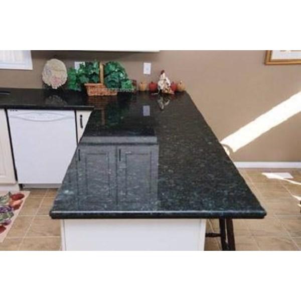 Meja Granit Emerald Pearl Meja Granit Hijau Tua Mata Kucing (MG 264) Meja Granit Import