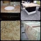 Meja Granit Kuning Meja Granit Kuning India Meja Granit Import Granit Kitchen Countertop 1