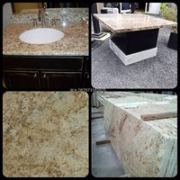 Meja Granit Kuning Meja Granit Kuning India Meja Granit Import 1