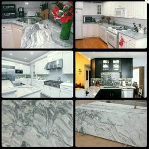 Meja Granit Putih Meja Granit Viscon White Ex India Meja Dapur Meja Kitchen Meja Wastafel Meja Bar Meja Pantry Meja Counter Meja Rias Meja Roti