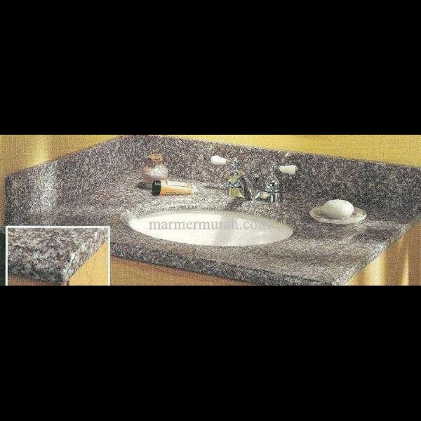 Meja Granit Coklat Meja Granit Deborah Brown Meja Dapur Meja Kitchen Meja Wastafel Meja Bar Meja Pantry Meja Counter Meja Rias Meja Roti