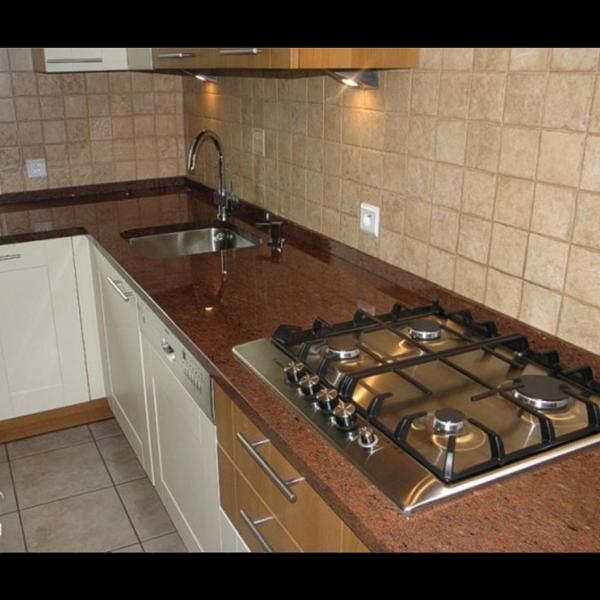 Meja Granit Merah Meja Granit RedMulticolor Ex India Meja Dapur Meja Kitchen Meja Wastafel Meja Bar Meja Pantry Meja Counter Meja Rias