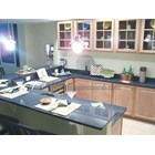 Meja Granit Abu Meja Dapur Kitchen Wastafel Bar Pantry Counter 4