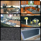 Meja Granit Abu Meja Dapur Kitchen Wastafel Bar Pantry Counter 1