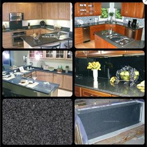 Meja Granit Abu Meja Dapur Kitchen Wastafel Bar Pantry Counter