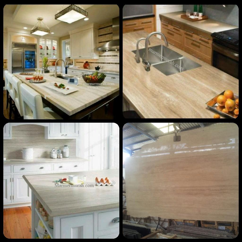 Jual Meja Travertine Untuk Dapur Meja Kitchen Meja