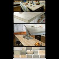Meja Travertine Untuk Dapur Meja Kitchen Meja Wastafel Meja Bar Meja Pantry Meja Counter Dll
