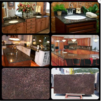 Granite Table Chocolate Table Granite Tanbrown Ex India Kitchen Table Kitchen Table Table Wash Basin Table Bar Table Pantry Counter Table Table Makeup Table Bread