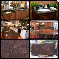 Meja Granit Coklat Meja Granit Tanbrown Granit India Meja Dapur Meja Kitchen Meja Wastafel Meja Bar Meja Pantry Meja Counter Meja Rias Meja Roti