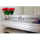 White Marble Table White Marble Import 7