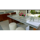 White Marble Table White Marble Import 4