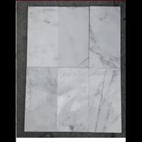 Jual Marmer Carrara Uk. 15x30 & 20x30 Marmer Import Italy