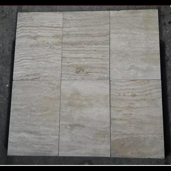 Travertine Uk 15x30 & 20x30 cm Marmer Travertine Crema Import Italy