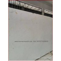 Jual Marmer Volakas Marmer White Marmer Putih Import Slab 2