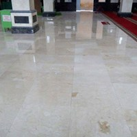 Beli Marmer Ujung Pandang Marmer Makasar Cream Light Marmer Lokal-Slab 4