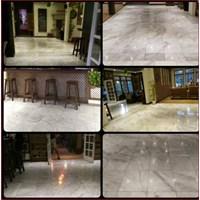Marble Lampung Marble Putih Lokal