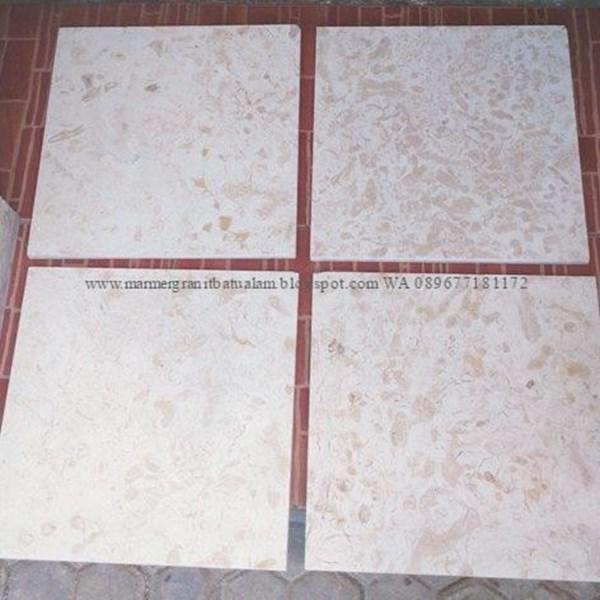 Marmer Tulung Agung Cream Uk 60x60 Cm Marmer Cream Tulung Agung Marmer Lokal