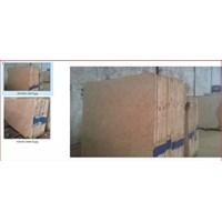 Marmer Ujung Pandang Brown Capucino Marmer Makasar Marmer Lokal Slab-Cuci Gudang 1