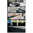 Black Marble Floor Table White Kitchen Table Kitchen Wash Basin Pantry Counter Bar 10