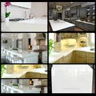 Meja Marmer Putih Import Meja Dapur Meja Kitchen  6