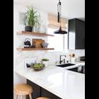 Meja Marmer Putih Import Meja Dapur Meja Kitchen  5