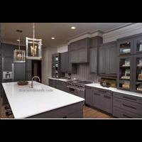 Meja Marmer Putih Import Meja Dapur Meja Kitchen  Murah 5