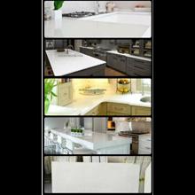 Meja Marmer Putih Meja Dapur Marmer Putih Meja Kitchen Marmer