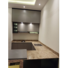 Meja Marmer Coklat Muda Ex Turky Meja Dapur Kitchen Wastafel Bar Pantry Counter 4