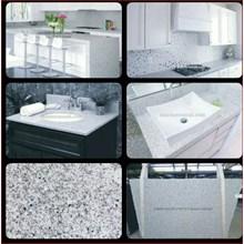 Meja Granit Putih Import Meja Granit Star White Me