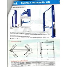 Guangli Automobile Lift