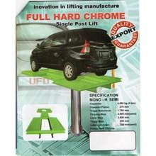 Hydraulic untuk cucian mobil single post lift mono h