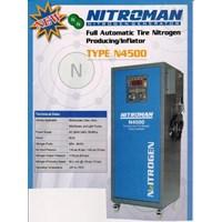 NITROGEN Generator Car