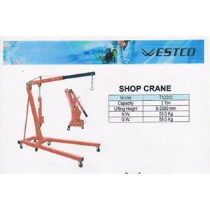 Mesin Engine Crane