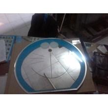 Kaca Cermin Doraemon