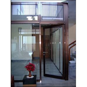Pintu Alumunium type 4