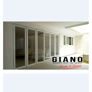 From Folding Glass Door GIANO 0