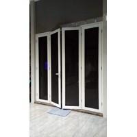 Pintu Aluminium  Folding GIANO Murah 5