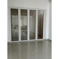 Jual Pintu Aluminium  Folding GIANO 2