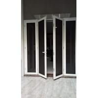 Pintu Aluminium  Folding GIANO 1