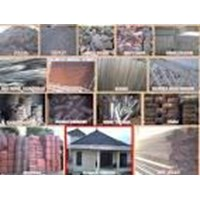 Material Pasir Bangunan