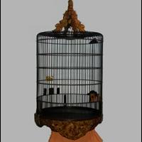 Sangkar Burung Ukir Motif 12 Shio