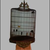 Sangkar Burung Ukir Motif Killien